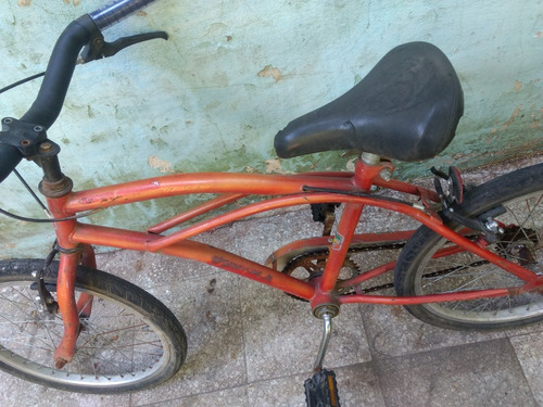 bicicleta rodado 20 usada