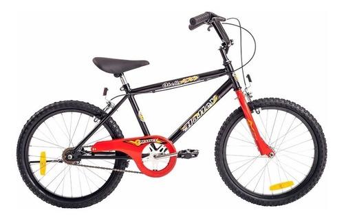bicicleta rodado 20 varon 19065 halley bmx obelix nene
