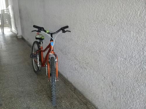 bicicleta rodado 24 en la plata!!!