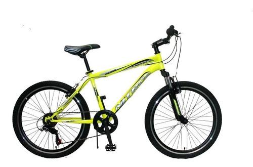 bicicleta rodado 24 montaña nitro, rosas hermanos mercedes