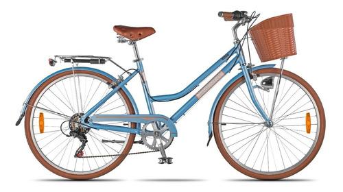 bicicleta rodado 26 aurora vita. vintage. aluminio. acces