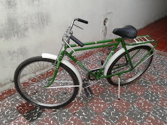 bicicleta rodado 26 hombre musetta barranquera