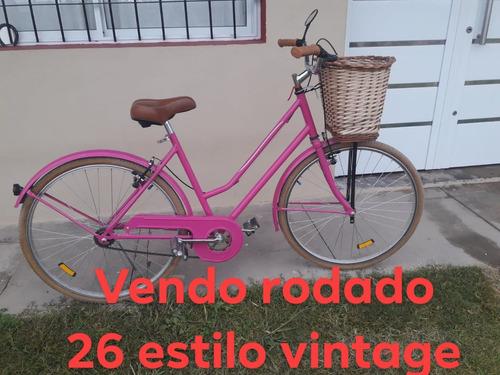 bicicleta rodado 26-nueva para dama