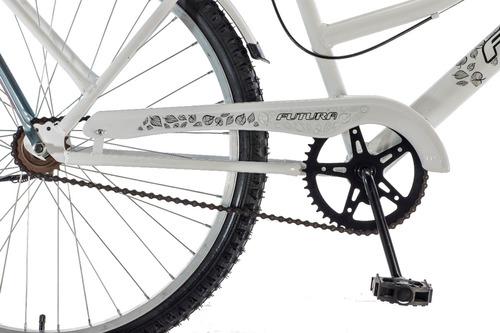 bicicleta rodado 26 paseo dama 3577 futura