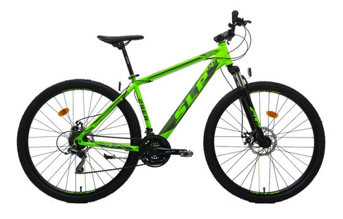 bicicleta rodado 29 mountain bike slp 10 nueva temporada shimano frenos disco cambios llantas doble pared suspension hb