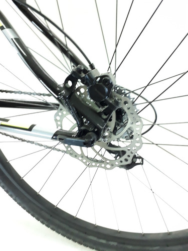 bicicleta rodado 29er mtb andes thunder disco hidra 27 vel