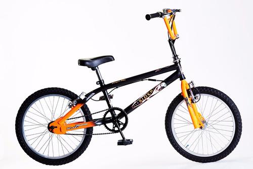bicicleta rodado bmx