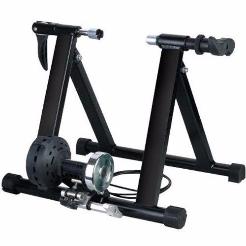 bicicleta rodillo entrenador rack bike fija resistencia hm4