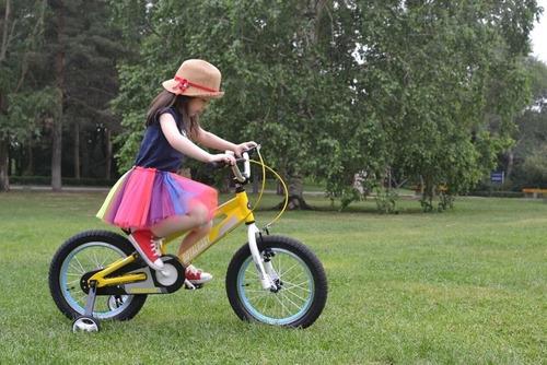 bicicleta royal baby aluminio ligera freestyle alloy 16