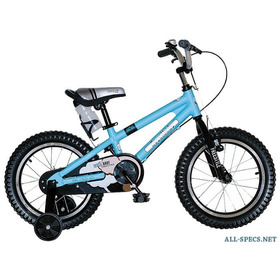 Bicicleta Royal Baby Aluminio Unisex Freestyle Alloy R12
