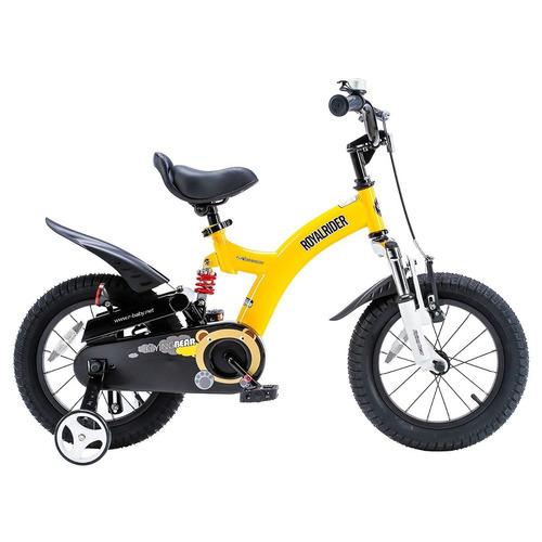bicicleta royal baby flying bear rodado 14