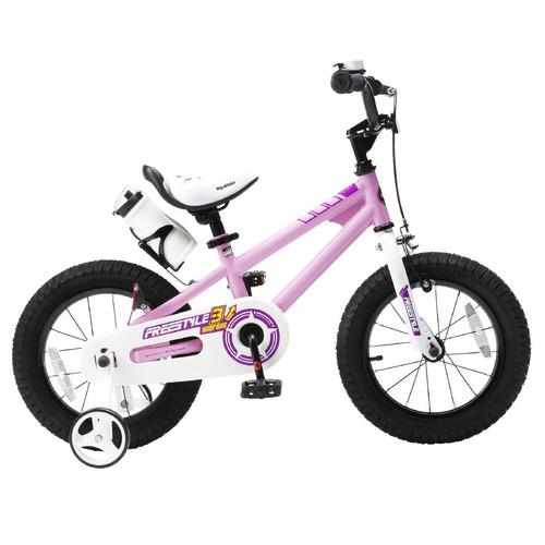bicicleta royal baby niña aro 16 rosa