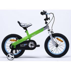 Bicicleta Royal Infantil Buttons Lanzamiento Promo Rod 12
