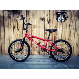 Bicicleta Rush Bmx Rodado 20