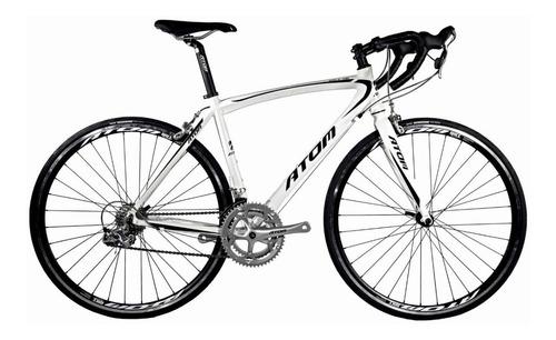 bicicleta ruta atom race700