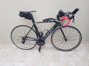 comparar el precio nueva apariencia como serch Bicicleta Ruta /con Accesorios Para Triathlon Marca Felt
