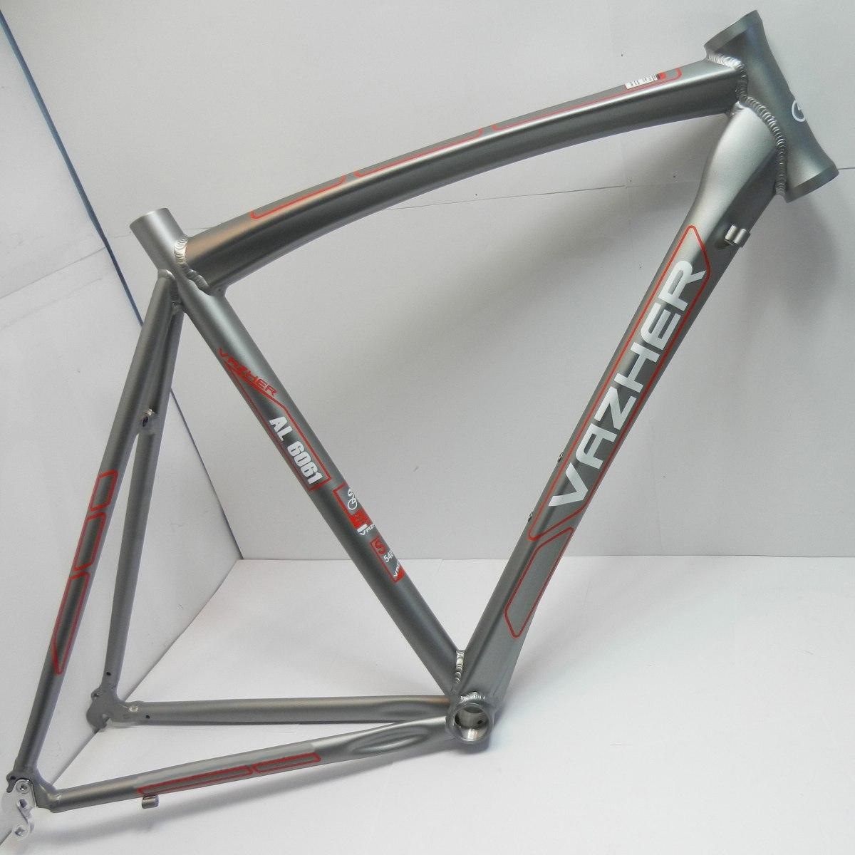 Bicicleta Ruta Cuadro 700 Carreras Aluminio Hydroform Vazher ...