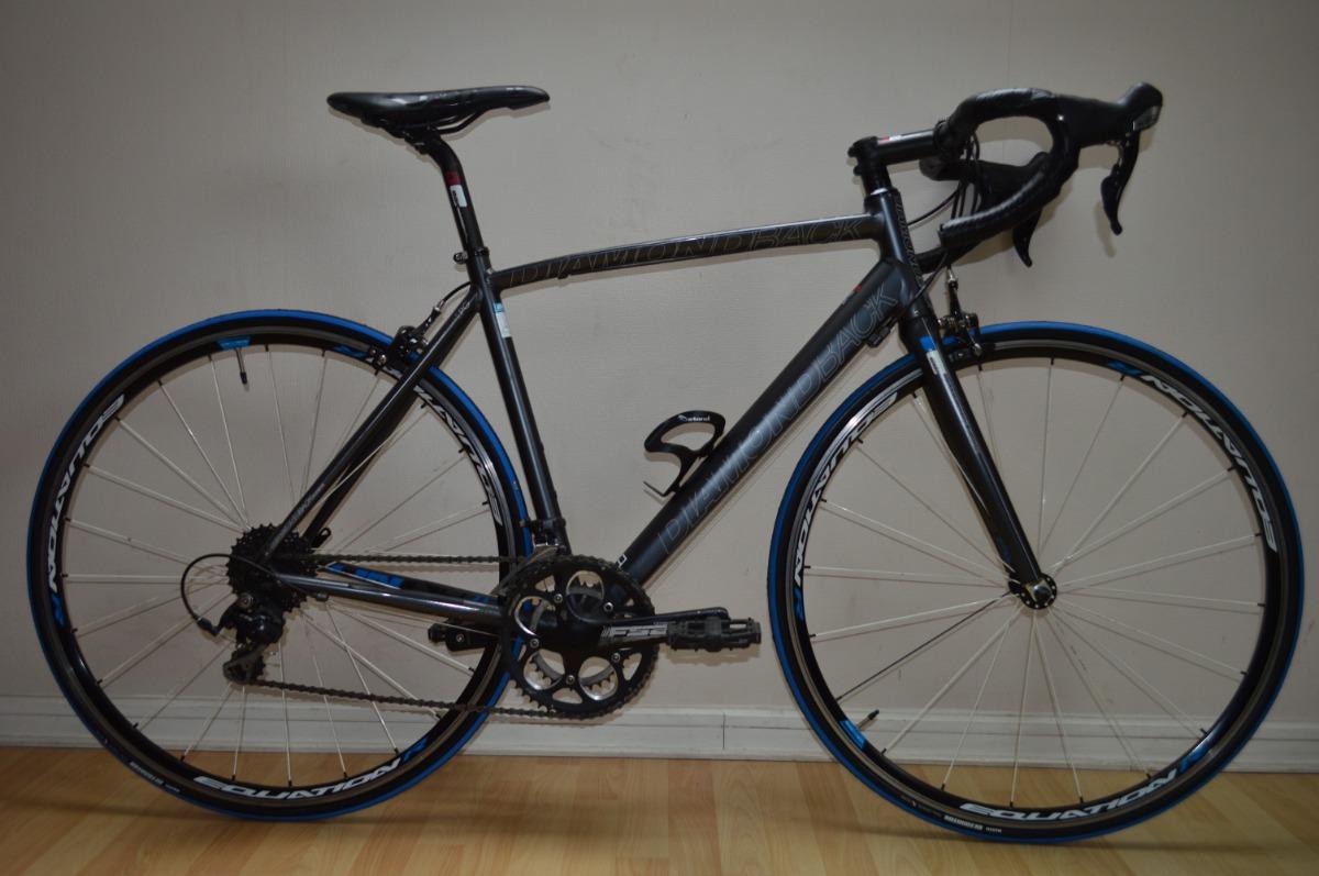 Bicicleta Ruta Diamondback Podium 3 - Shimano 105 - Talla 54 ...