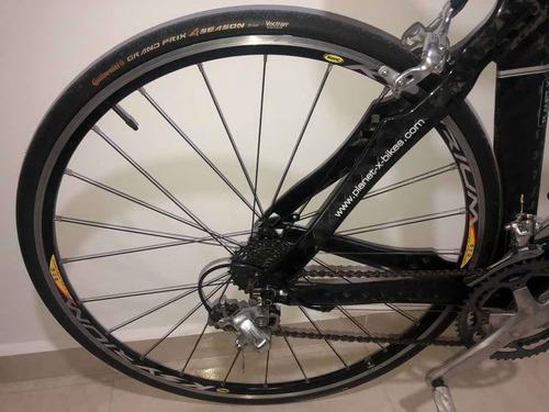 bicicleta ruta full carbón