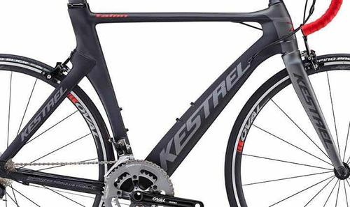 bicicleta ruta marca kestrel talon shimano 105 de ruta 2018