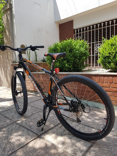 bicicleta sars (mod mid ares) 27.5 (impecable)