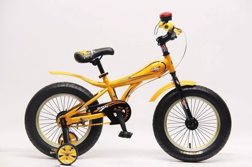 bicicleta sbk rod 16 nene ruedas anchas envios gratis
