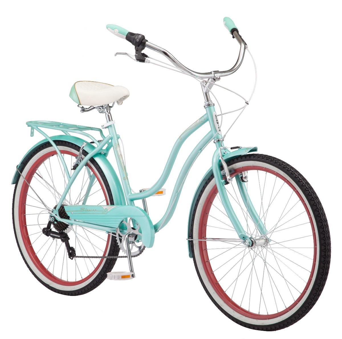 b24c121c400 Bicicleta Schwinn Urbana Miramar Rodada 26 - Dama Oferta ...