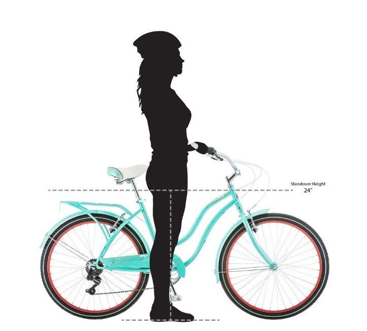 Bicicleta Schwinn Vintage Crucero Mujer 26 Pulgadas / J - $ 4,999.00 ...