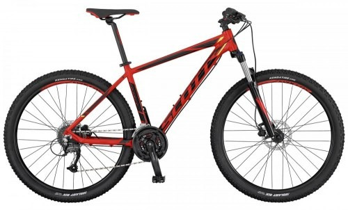 bicicleta scott aro
