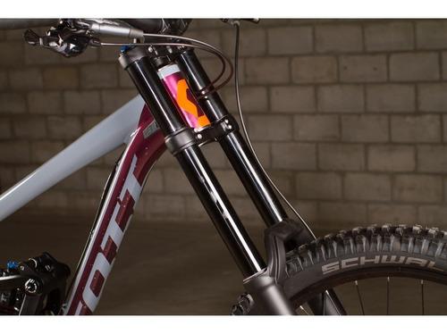 bicicleta scott gambler 720 medium mtb rodado 27.5 2018