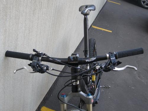 bicicleta scott genius limited