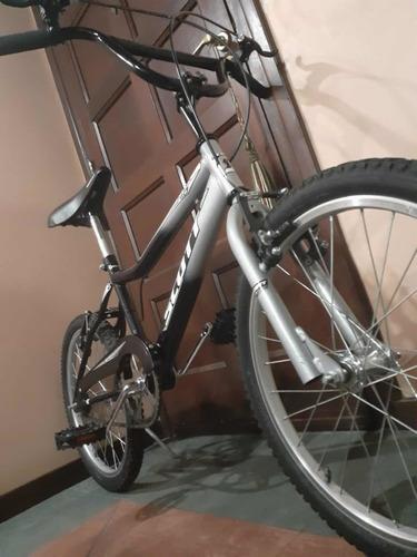 bicicleta scott r20