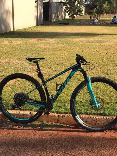 bicicleta scott rc 900 2018 - contessa- série special carbon