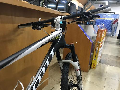 bicicleta scott rc casi sin uso