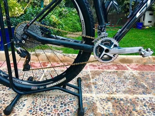bicicleta scott scale 910 carbono.
