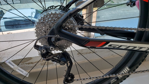 bicicleta scott scale 950