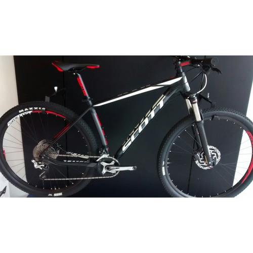bicicleta scott scale 970 tamanho l r29  semi-nova bike zero