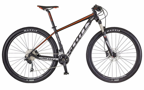 bicicleta scott scale 990 - 2018