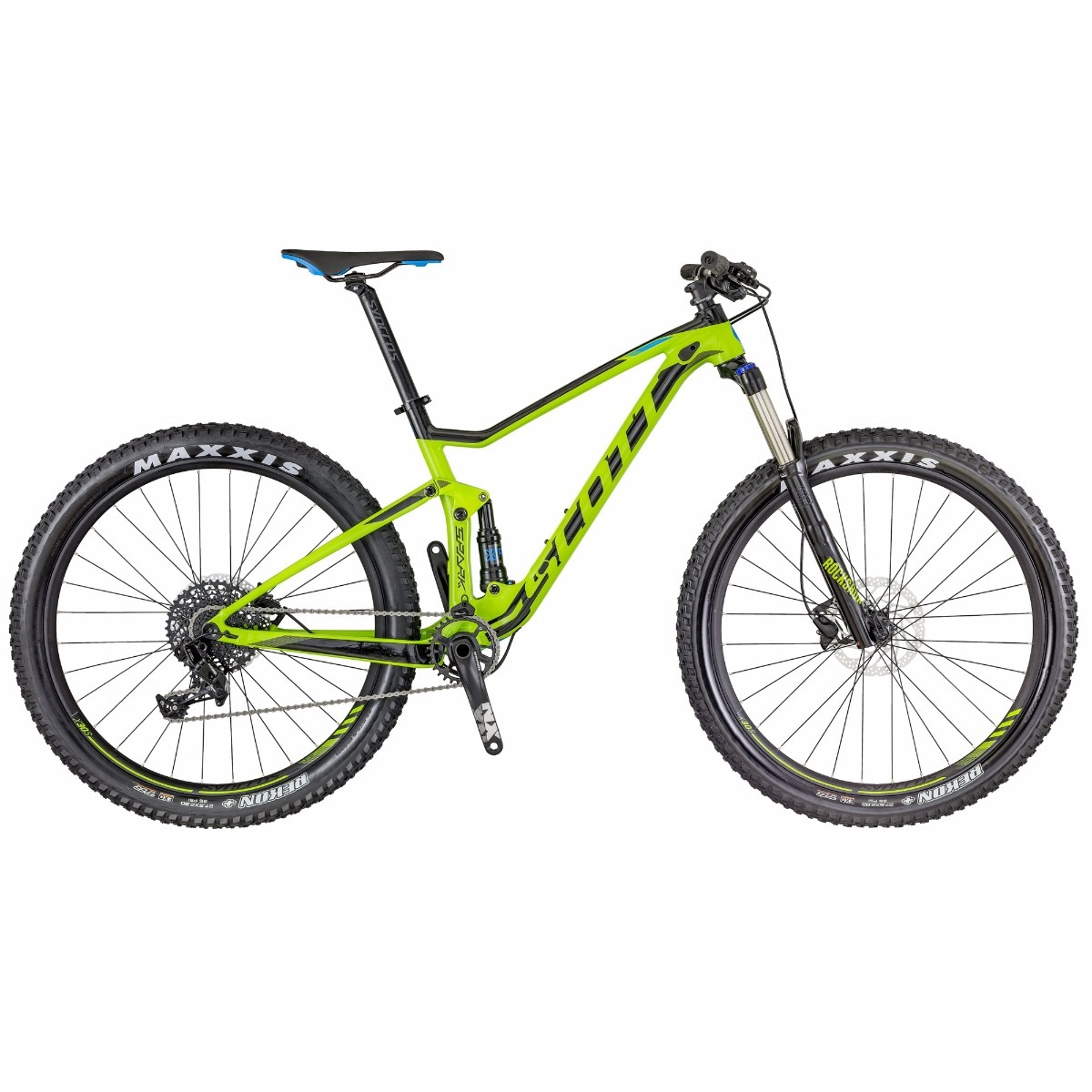 Cuadro Scott Spark Doble Suspension - Bicicletas y Ciclismo en ...