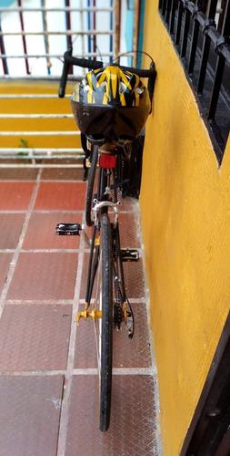 bicicleta  semicarreras
