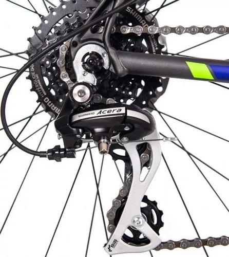 bicicleta sense fun 24v. 29 -t/m-g  rosa 2019 + capacete