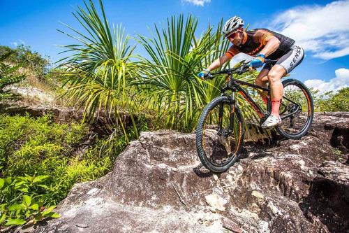 bicicleta sense impact pro 2018 frete e super brinde