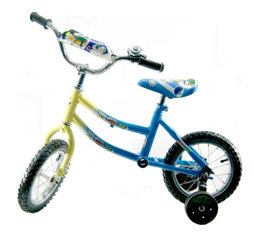 bicicleta sin pedales aluminio infantil tipo chivita rod.12
