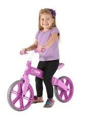 bicicleta sin pedales bici