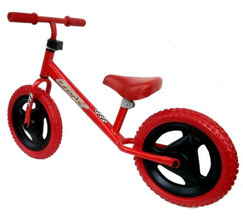 bicicleta sin pedales de balanceo rodado 12 camicleta r12