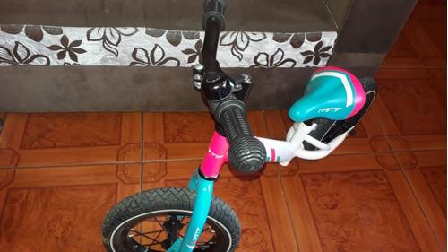 bicicleta sin pedales marca gw