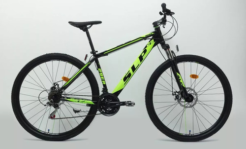 bicicleta slp 10 pro r29 shimano 21v f/ disco + envio gratis promo!