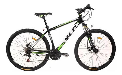 bicicleta slp 10 pro r29 shimano 21v f/ disco + envio promo!