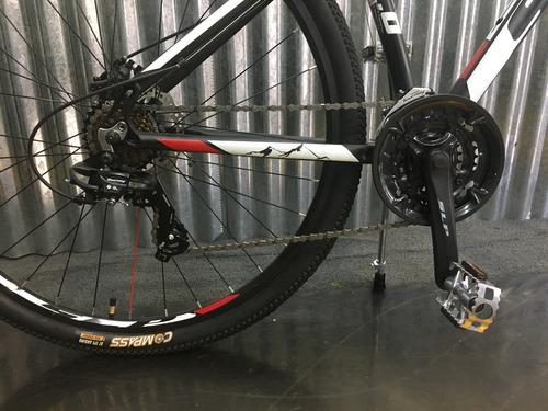 bicicleta slp 100 pro r 29 frenos a disco. almagro