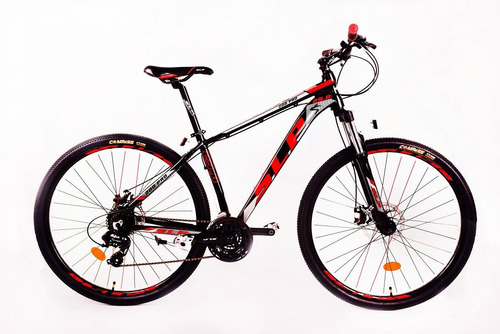 bicicleta slp 200 pro alum r29 shimano 24v disco susp bloqueo